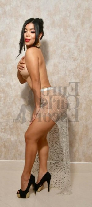 Eleen tantra massage in Charleston